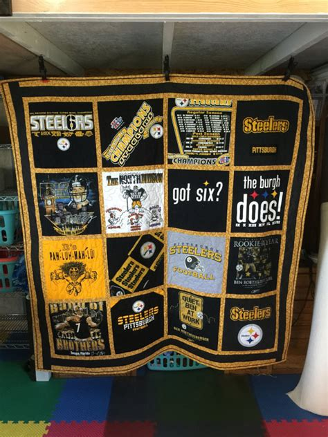 Custom Quilt Makers by T Shirt Quilt Custom Made Memory Quilt Made By