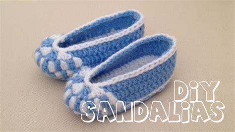 zapatos crochet paso a paso youtube c 243 mo tejer zapatitos sandalias para beb 233 en crochet youtube