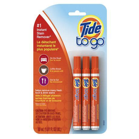 tide to go instant stain remover | walmart canada
