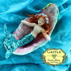 1727 Kid Mermaid Merah 1000 images about handmade merfolks of castleofcostamesa on mermaids seasons