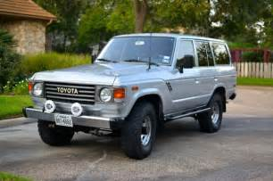 Toyota Fj60 For Sale For Sale Fj60 Toyota Land Cruiser 1985 Must See