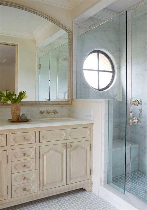 Bathroom Mirrors Windows Bathroom With Vanity Single Mirror Walk In Shower