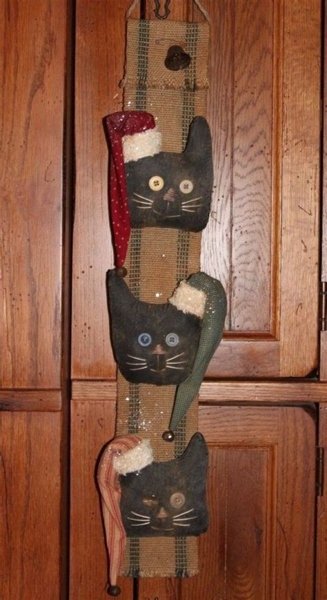 Primitive Handmade Crafts - 1218 best images about holidays on