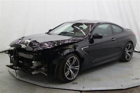 bmw damaged repairable cars for sale 2014 bmw m6 repairable for sale