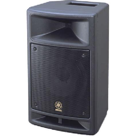 yamaha msr100 active monitor speaker whybuynew