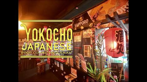 victory food cheap eats manila yokocho japanese food court victory food market baclaran by