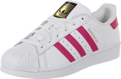 adidas shoes superstar adidas superstar foundation j w shoes white pink