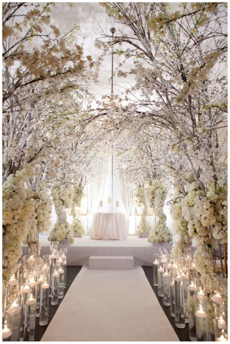 Wedding Aisle Ideas by 20 Wedding Ceremony Ideas That Will Take Your Breath Away