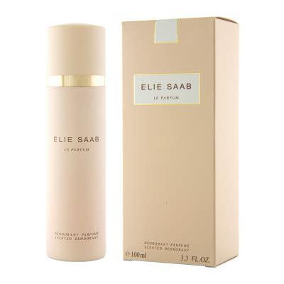 Parfum Im 8 elie saab le parfum deodorant im spray 100 ml le