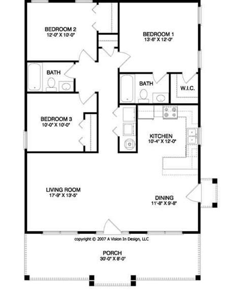 floor plan small house 3 ideas for building small house home decor report