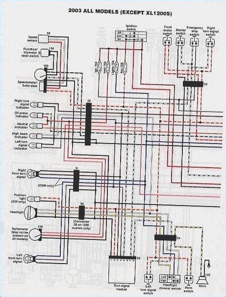 93 Sportster Wiring Diagram