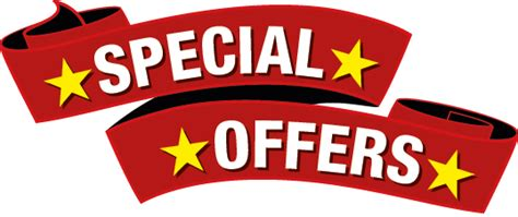 Great Offers For You by Burley Villa Special Offers