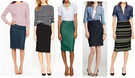 everyone can wear a pencil skirt here s how tips on