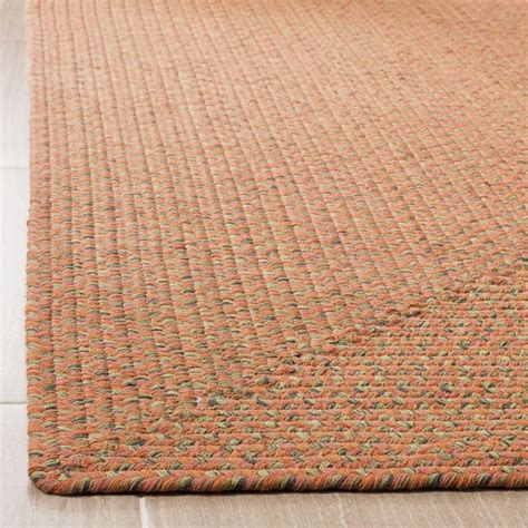 Safavieh Braided Rugs Rug Brd166a Braided Area Rugs By Safavieh