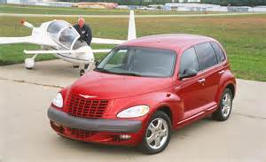 Pt Chrysler Cruiser Car And Driver