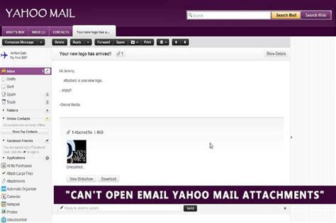 yahoo email won t open can t open email yahoo mail attachments tiffanynight