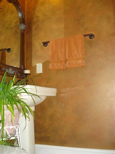 what paint finish for bathroom walls artwork murals color consulting faux finishing