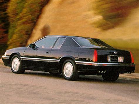 1993 cadillac specs 1993 cadillac eldorado specs safety rating mpg carsdirect