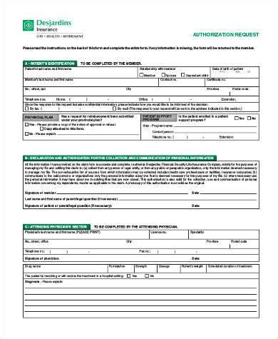 sle work authorization form template wyoming child support modification form sle authorization