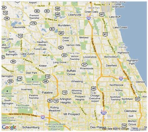 chicago suburbs map northwest suburbs chicago map swimnova