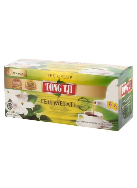 Teh Celup Tong Tji tong tji teh celup tanpa lop 25 s box