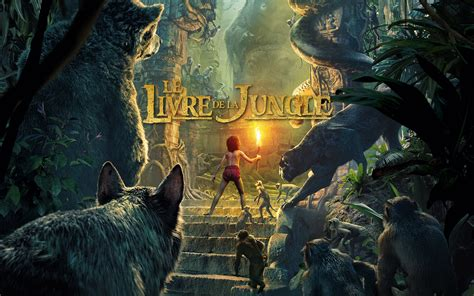 le livre de la jungle  jungle book