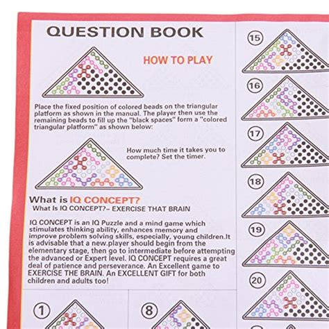 buying pattern questions pyramid puzzle wisdom beads kanoodle iq puzzle giant