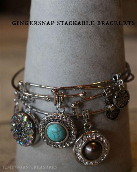 new gingersnap bracelet for summer fall 2014 the