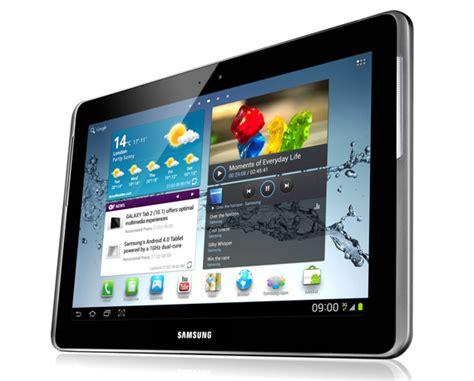 Samsung Tab 1 Dan Tab 2 samsung galaxy tab 2 10 1 the register
