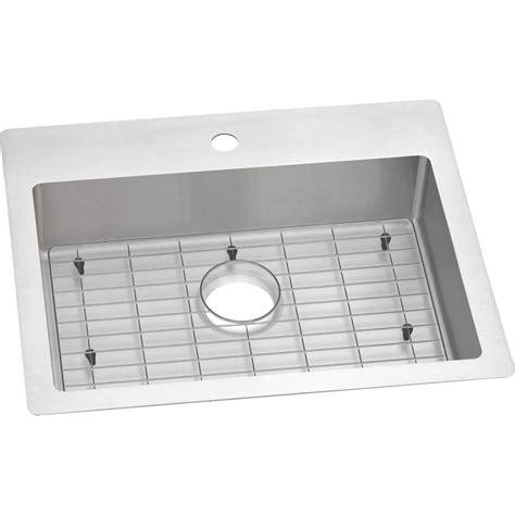elkay ada compliant kitchen sinks elkay crosstown drop in undermount stainless steel 25 in