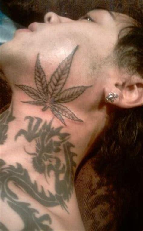 weed tattoo fail marijuana tattoos 46 pics