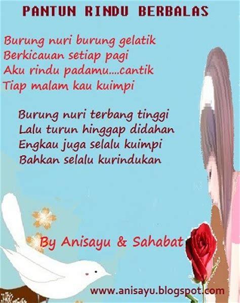 Yarusalem Setiap Aku Menicummu Puisi puisi cinta by anisayu sms pantun puisi rindu romantis