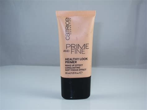 Catrice Primer catrice prime and healthy look primer review