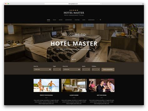 theme hotel master 30 best hotel apartment vacation home booking