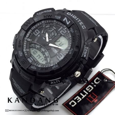Jam Tangan Digitec Dg 2021t Black digitec dg 2057t black