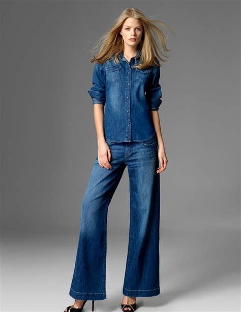 En Yeni Mavi Jeans Modelleri 4 2015 En Moda Ve En Yeni | kot g 246 mlek ve bol pa 231 a pantolon mavi jeans 2013 bayan giyim