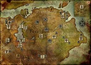 Dragon Age Inquisition World Map by World Map Origins Dragon Age Wiki Fandom Powered By