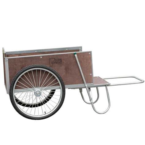 Wooden Garden Cart by Wooden Garden Cart Large