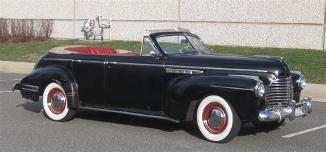1941 buick convertible a convertible to restore 1941 buick phaeton