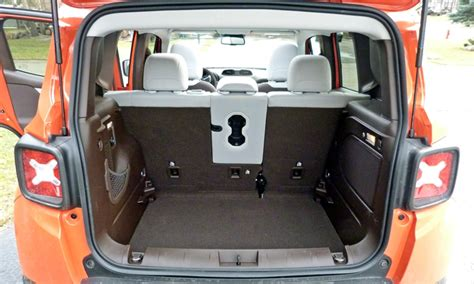 Jeep Cargo Space Jeep Renegade Cargo Space Www Imgkid The Image Kid