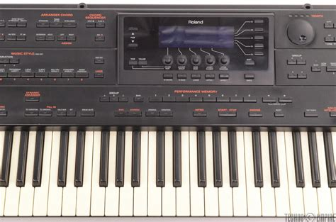 Keyboard Roland G800 roland g 800 64 voice arranger workstation synthesizer keyboard piano 23832 ebay