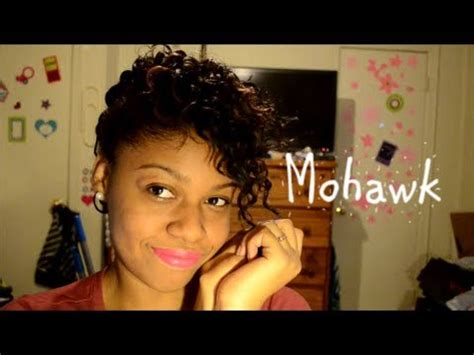 hump and drawstring ponytail tutorial youtube tutorial mohawk with drawstring ponytail youtube