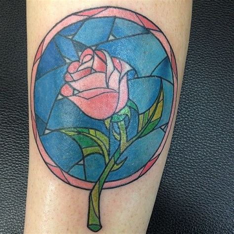 enchanted rose tattoo enchanted by philrowland disney disneyland