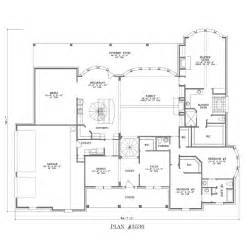 One Story House Plans With Porch by Inspiring Large One Story House Plans 7 Large One Story