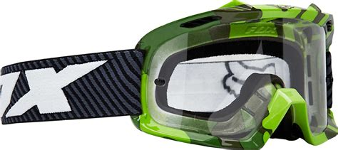 fox motocross goggles fox racing airspc youth goggles motocross dirtbike mx