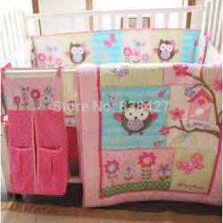 cheap baby bedding get cheap owl baby bedding aliexpress