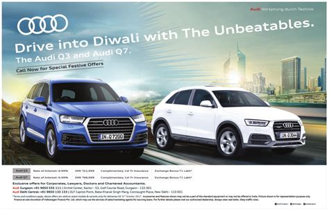 Audi Q7 Ad by Advert Gallery Newspaper Advertisements Collection
