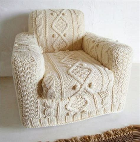 crochet arm chair covers crochet