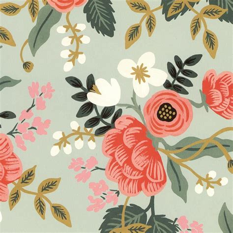 rifle paper company wallpaper what began as a small business based out of anna and