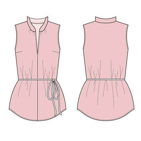 187 free blouse sewing patterns products blouse patterns and patterns on pinterest